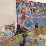 ช่วยด้วยใจ !  สมาคมมัคคุเทศก์อาชีพแห่งประเทศไทย และ มัคคุเทศก์ที่ออกร้านขายสินค้าในงาน บิ๊กซีชวนกิน ชวนเที่ยวร่วม  บริจาคสิ่งของช่วยเหลือ ผู้ประสบภัยเพลิงไหม้ ย่านคลองสาน